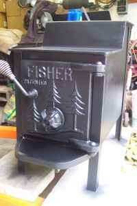 Anyone Ever Use A Fisher Wood Stove Page 3