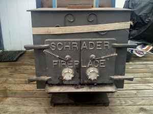 Schrader Wood Stove
